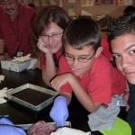SIA Outreach brings biology to elementary students
