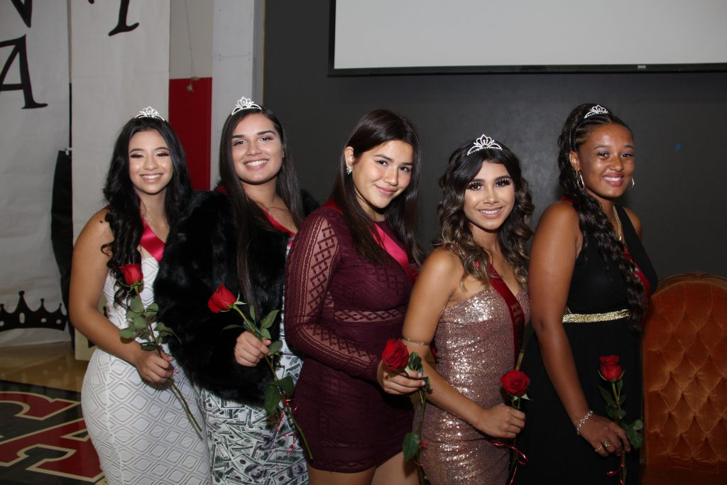 CPH Homecoming Princesses 2018